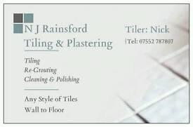 N J Rainsford Tiling and Plastering