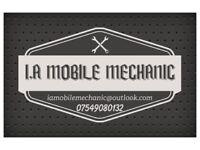 Mobile Mechanic covering Luton, Dunstable, Hitchin, Stevenage, St Albans, Hemel Hempstead