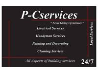 Multi-skilled, All Aspects/London/Free Inspections/Free Estimates/Hourly Rates/Local/24-7