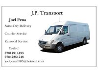 Man and Van Service - Removal Service