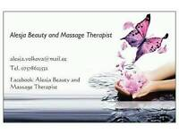 Eyelash extentions , manicure,pedicure,shellac,gel and acrylic nails, waxing,massage