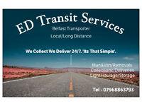 Belfast Man & Van . My Business Card Says It All .. Sofa/Table/Fridge/Cooker/Washing Machine/Suite.