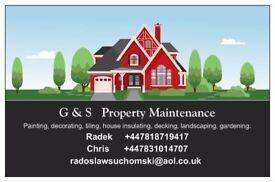 G & S Property Maintenence