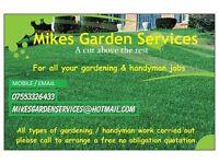 Local Gardening Services --