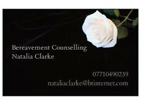 Bereavement counselling, Harefield, Uxbridge