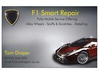 Mobile Paint Repair - Alloy Wheel Refurbishment - Detailing - Lease Return packages