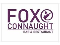Bartenders - Full Time - Immediate Start