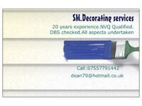 SM.Decorating services