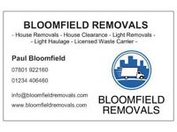 BLOOMFIELD REMOVALS