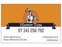 Local Handyman - Property Repairs, Maintenance, Odd Jobs - Carpenter, Painter and Decorator