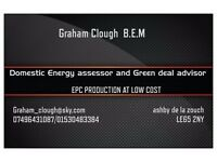 SELLING YOUR HOME AVOID LARGE CHARGES CHOOSE DOMESTIC ENERGY ASSESSOR OFFERING CHEAP E.P.C