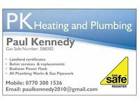 Gas Safe Engineer SW London