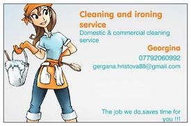Office and Domestic cleaning in ALL London areas