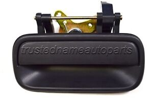 fits Toyota T100 Outside Exterior Liftgate Tailgate Handle Rear Textured Black