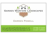 Garden Warfare Landscapes - Darren Powell