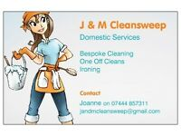 Professional domestic cleaner at your service!! Hours now available.