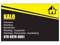 Builders and skilled handymen