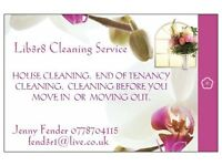 Liber8 Cleaning Service