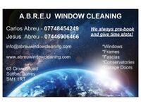 A.B.R.E.U Window Cleaning