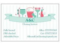 A&C Cleaning Services