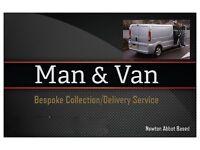 Man and Van For Hire in Kingsteignton, Newton Abbot, Devon