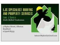 LJS specialist roofing