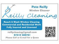 Window Cleaner - Midlothian & South Edinburgh