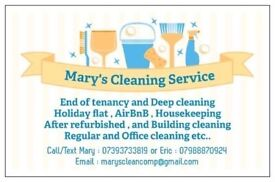 Regular cleaning , housekeeping and ironing