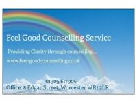 Private Counselling Service-Take a Course of 6 Sessions Get 1 Free Call Us 01905 617 906.