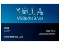 AAS Cleaning Domestic/Commerical/Carpet/Deep Clean