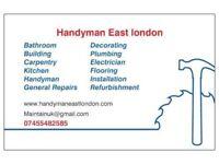 Handyman East London