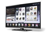 LG 42 INCH SMART TV.