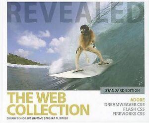 USED (VG) The Web Collection Revealed: Adobe Dreamweaver CS5, Flash CS5, Firewor