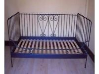 IKEA Meldal daybed - standard single bed, with mattress.