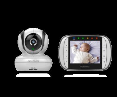 Motorola 3.5 Inch Video Baby Monitor