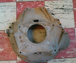 Standard trans bellhousing for 289/302 small block Ford