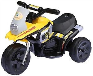Electric Child Ride On Three Wheel Motorcycle with Music, more