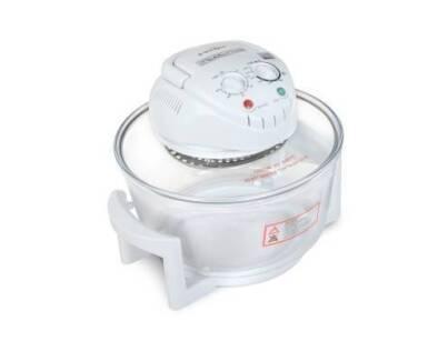 AUS FREE DEL-1400W Large 17L Kitchen Convection Oven - White