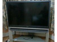 """50"""" Sony hd tv"""