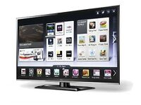 LG 42 INCH SMART TV. APPS AND WIFI.