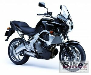 WANTED VERSYS 650 07-09