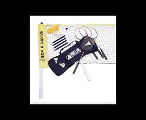 SALE Park and Sun Tournament Badminton Set New In Box FREE SHIPPING ACROSS CANADA or pick up in Kitchener
