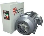 30 HP Phase Converter