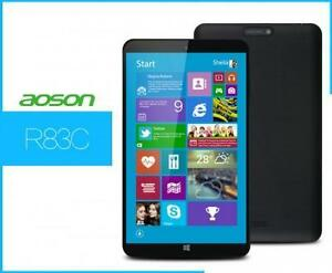 "Aoson R83C - 8"" inch - 16GB - Black - Windows Tablet"