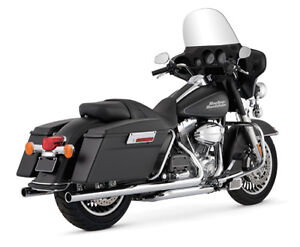 Vance & Hines True Dual Exhaust
