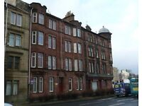 Traditional Top floor, One Bedroom Property situated close to Paisley Town Centre