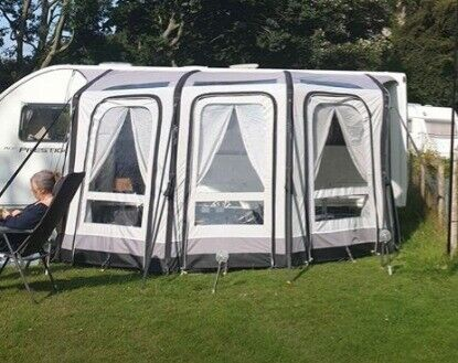 Blow up Vango air Awning for Caravan immaculate | in ...