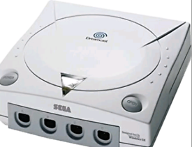 GDEMU Dreamcast with 256gb sd card