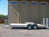 DuraTrail Equipment Trailers - In Stock or Built to Order