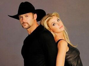 Tim and faith concert in June CTC